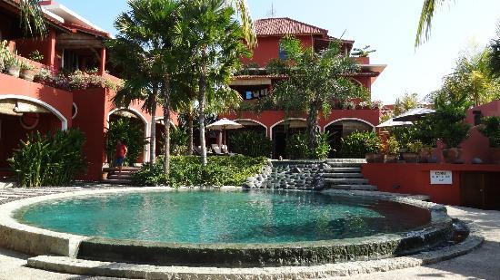 PinkCoco Bali: Piscine