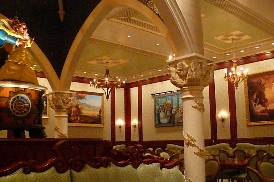 Rose gallery dining room picture of be our guest for 3 dining rooms at be our guest