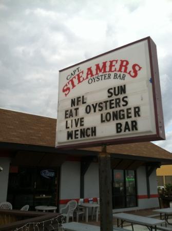 Capt. Steamers Oyster Bar