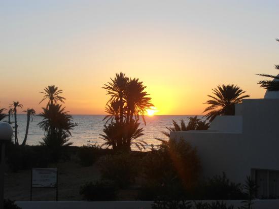 El Mouradi Djerba Menzel: super coucher de solei