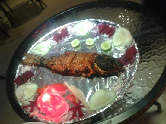 Calangute Grande: The Fish Tandoori