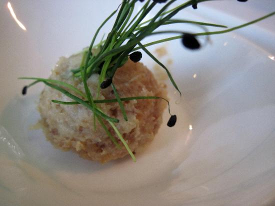 School Restaurant and Lounge: Appetizer