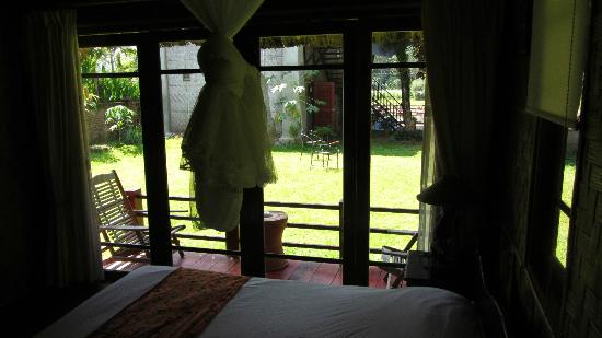 Ban Sabai Riverside Bungalow: view
