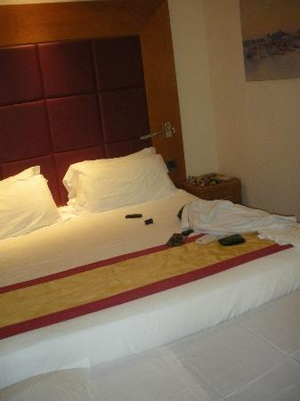 Crowne Plaza Venice East-Quarto d'Altino: Wide room, comfy bed