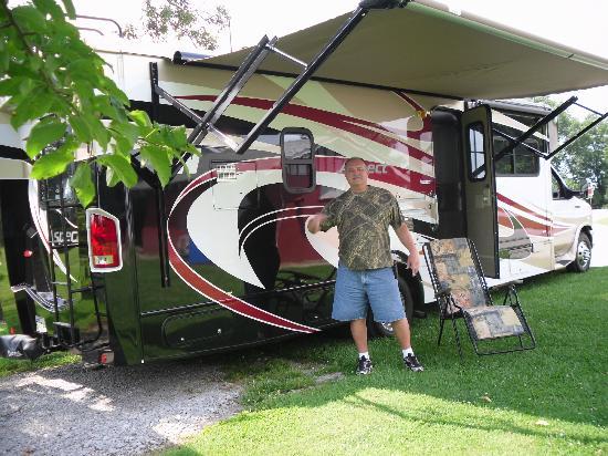 "Tifton KOA: ""The Tent"""