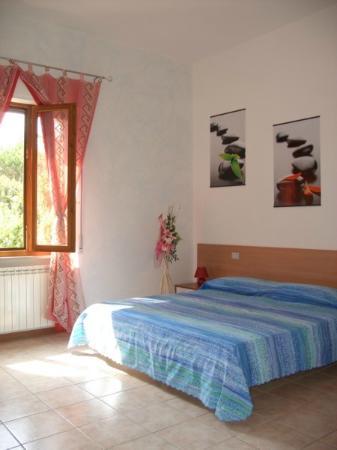 Bed & Breakfast La Pace: Camera / Room / Chambre
