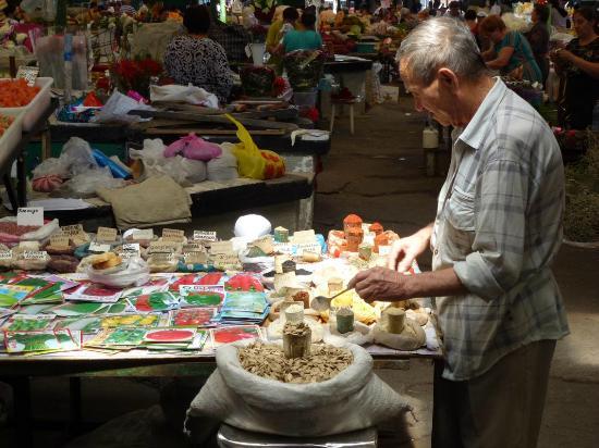 Osh Bazaar : Gewürzwaren