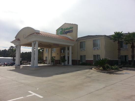 Holiday Inn Express Leesville - Ft. Polk: Holiday inn express