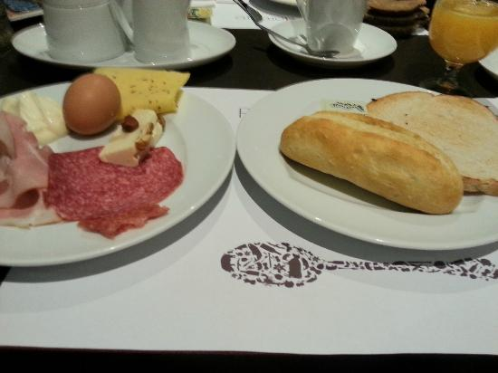 Mercure Hotel Amsterdam West: Breakfast