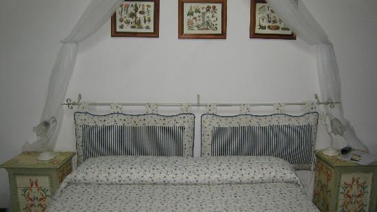 Le Camerine di Silvia: Room