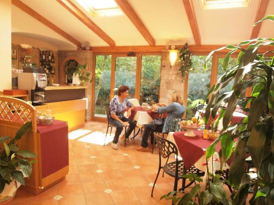 Relais Villa Angiolina : Breakfast and Reception Room