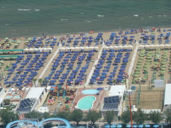 Marano Beach 135-136 : foto aerea