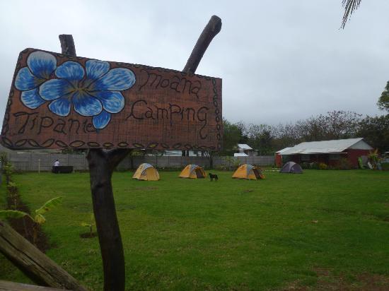 Camping Tipanie Moana: sentirse como en casa
