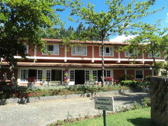 Conservatoria, RJ: Hotel Rochedo
