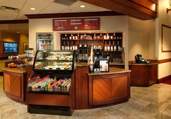 Austin Marriott North: Starbucks