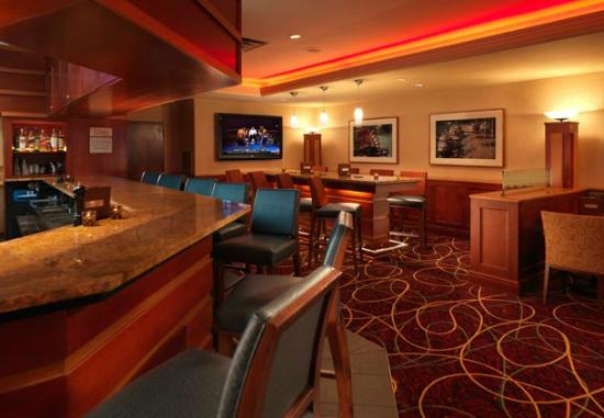 Austin Marriott North: Bar
