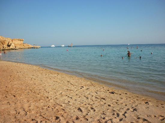 Jaz Fanara Resort & Residence: Пляж
