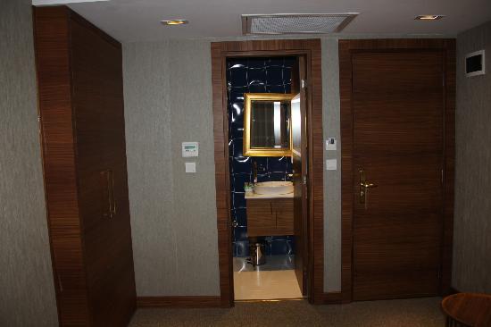 """Nowy Efendi Hotel """"Special Class"""": Vista del baño"""