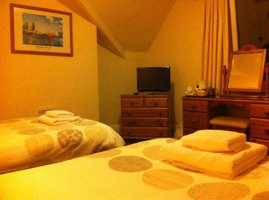 Lisdoonie Hotel : new bedrooms