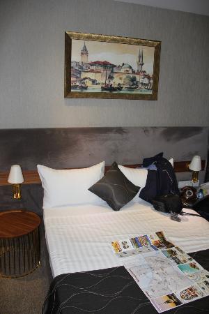 "Nowy Efendi Hotel ""Special Class"": Cama"