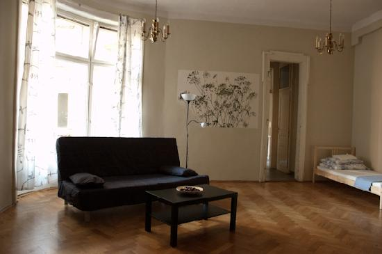 Trzy Kafki Private Rooms: Spacious apartment for 4 people