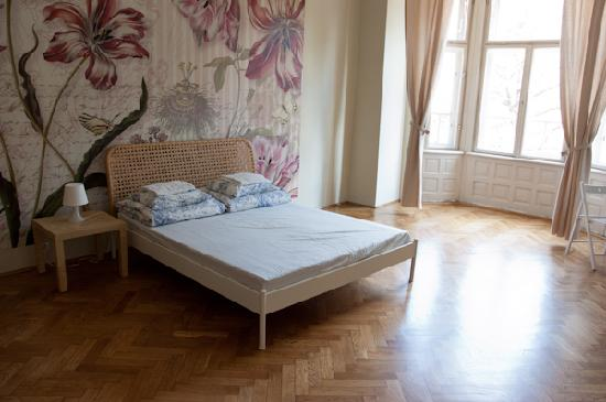 Trzy Kafki Private Rooms: Double ensuite