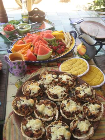 Elias Calles, Mexico: Delicious Mexican Cuisine