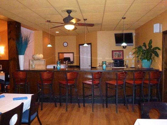 Aqua Sol Restaurant & Bar:                   Aqua Sol side bar area                 