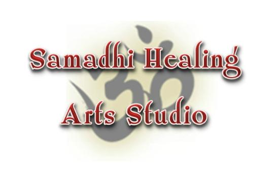Samadhi Healing Arts Studio: Logo