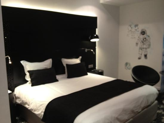 Comfort Hotel Centre Del Mon: un lit très confortable