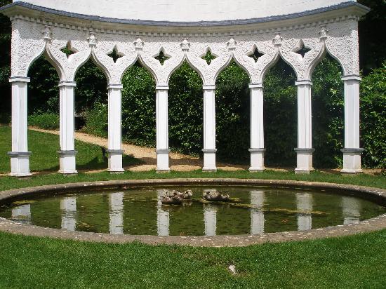 佩恩斯威克洛可可花園照片