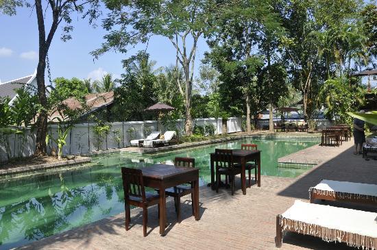 Satri House: piscine principale