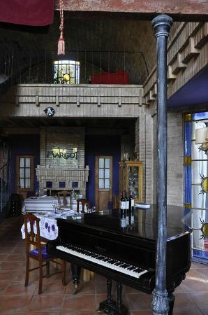 Casa Margot - Hotel Champagnerie: Restó