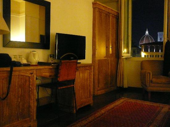 Grand Hotel Minerva: Room
