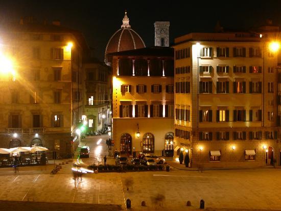 Grand Hotel Minerva: View