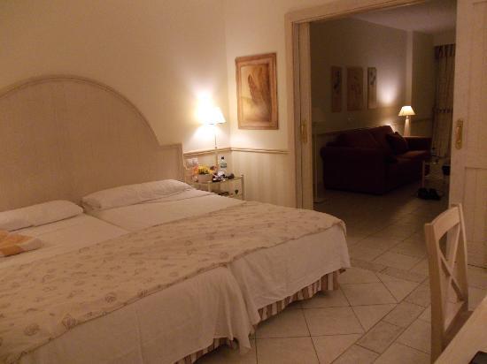 Dream Gran Castillo Resort Family Room