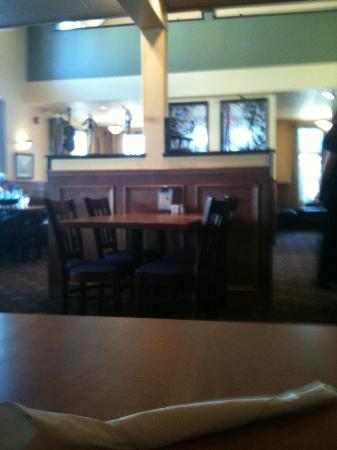 Paddy's Brewpub & Rosie's Restaurant: inside restaurant