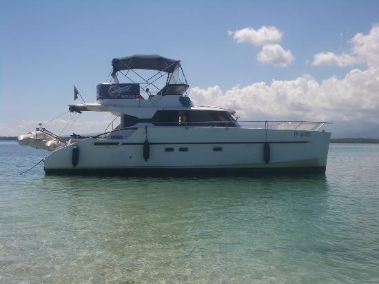 La Paillote Boat