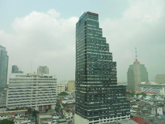 Novotel Bangkok Fenix Silom: Room view