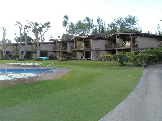 Napili Kai Beach Resort: The buildings