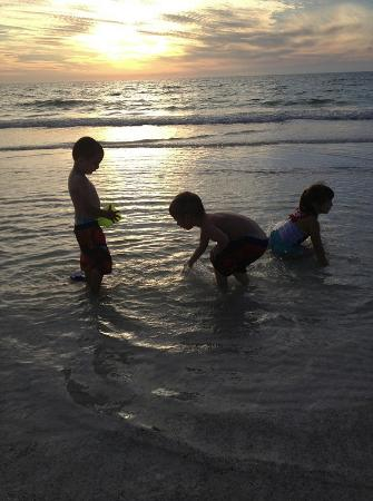 The Capri at Siesta: My kids loved it!