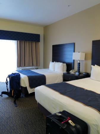 Days Inn & Suites Page Lake Powell: 2 Queen Bed Room