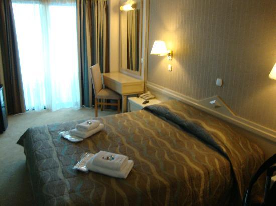 Athens Poseidon Hotel: Apartment