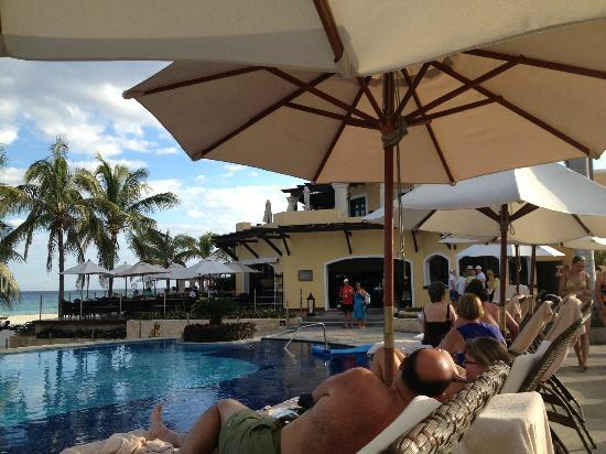 Royal Hideaway Playacar: pool