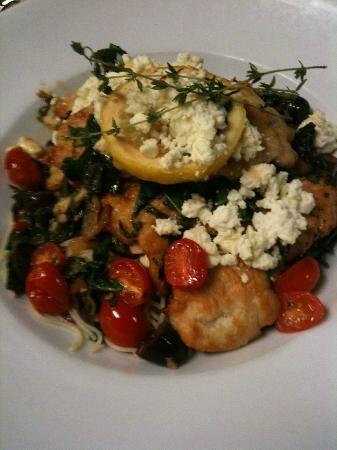 Jessie's Restaurant : pasta dish