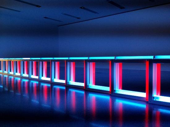 Direct Lighting Dan Flavin 'Lights' - Picture of Museum of Modern Art ...