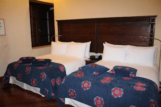 La Casona de la Ronda Heritage Boutique Hotel: Hotel Room