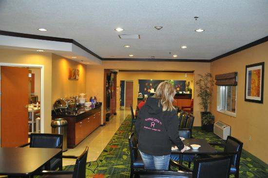 Fairfield Inn & Suites Amarillo West/Medical Center: Lobby