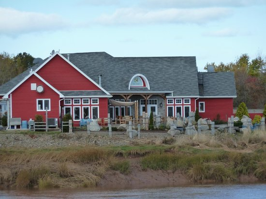 The Port Pub Bistro in Port Williams, Nova Scotia