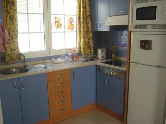 Los Mangueros - Kitchen area
